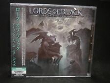 LORDS OF BLACK Icons Of The New Days + 3 JAPAN CD Rainbow The Ferrymen Destinia