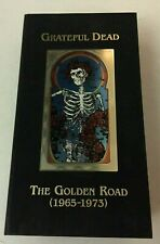 GRATEFUL DEAD THE GOLDEN ROAD ( 1965-1973) 10 HCCD BOXED WITH BOOKLET