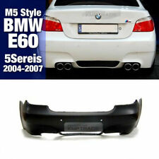 M5 Style Rear Bumper W/ PDC Body Parts For BMW 2004-07 5 Series E60 Sedan