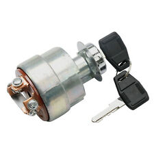 TRUCK IGNITION SWITCH WITH KEYS FOR MITSUBISHI FORKLIFT 91204-17400,91205-14900