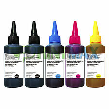 500ml Universal Refill Bulk Ink Kit for HP Canon Epso Lexmark Brother Printer