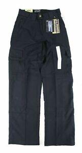 BLACKHAWK! BHI Warrior Wear Black Men's Ultra Light Tac Cargo Work Pants