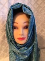 Women Hijab, Headscarf, Head Scarf with Lace hijab/scarf