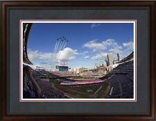 The 85th All Star Game Flyover Framed poster Target Field Minneapolis 7-15-2014