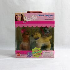 NEW 1999 Vintage Barbie ✧ Afghan Puppies ✧ Mattel Pet Lovin Puppy Twins MISB