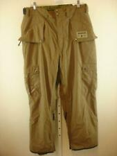 Grenade Logistics Cold Weather Field Snowboard Waterproof Pants Mens L 34 X 31