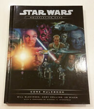 Star Wars RPG Roleplaying Game Core Rulebook  Dungeons & Dragons D&D