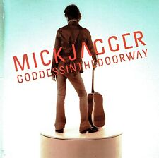 (CD) Mick Jagger ‎– Goddess in the Doorway - God Gave Me Everything, Joy, u.a.