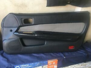 R34 Nissan Skyline Coupe Door trim Door cards