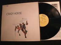 Crazy Horse - At Crooked Lake - 1972 Epic Vinyl 12'' Lp./ VG+/ Prog Folk Rock