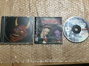 Clock Tower II: The Struggle Within CIB (Sony PlayStation 1, PS1) -- Authentic