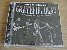 CD Double: Grateful Dead : Live New Year's Eve 1987 & Bonus Tracks: Sealed 2 CDs