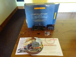 HORNBY R459 ROYAL DOULTON LMS CITY OF ST ALBANS 6253 WITH PLATE BOXED 133/3000