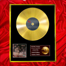 EMINEM REVIVAL CD GOLD DISC VINYL LP