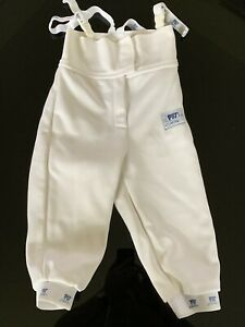 PBT Fencing Kids Child Breeches Trousers - Size 134cm Tall