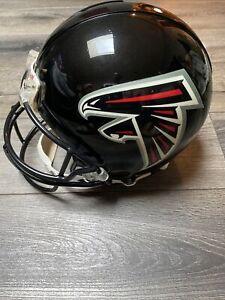 Atlanta Falcons riddell vsr 4 full size helmet- Never Used.