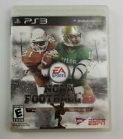 NCAA Football 13 (Sony PlayStation 3) PS3 Tested Complete