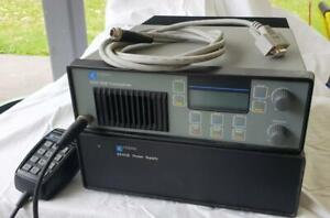 Codan 9323-9360 HF transceiver with Codan 8540B power supply