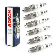 6x Fits BMW 5 Series E39 520i Variant2 Genuine Bosch Super Plus Spark Plugs