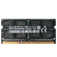 For Hynix 8GB 2Rx8 PC3L-14900S SODIMM DDR3L-1866 204 PIN 1.35 CL13 Memory Module