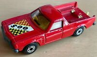 Matchbox Lesney Superfast No 60 Red Holden Pickup Truck - Very Near Mint