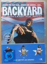 Backyard - Im Hinterhof der Hölle - Paul Hough - DVD neu & OVP
