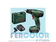 Trapano a batteria Bosch PSR 14,4 Litio avvitatore con batteria 14,4 v
