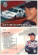 2001 PRESS PASS STEALTH PROFILE PR2 of 6 KEVIN HARVICK