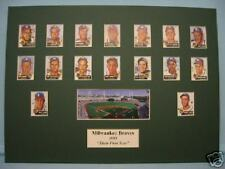 1953 Milwaukee Braves - The First Year in Milwaukee