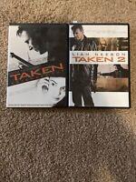 Taken and Taken 2 on DVD - Used - Ships Free!