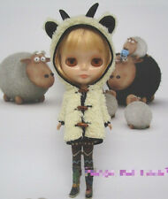 Blythe Outfit Clothing Sheep Style Coat