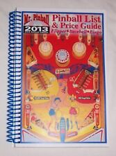 2013 Mr Pinball Price Guide For Pinball Machines Baseball Bingo Free Ship! New!