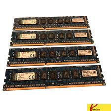 Kingston KVR16E11K4/32 32GB DDR3 1600 PC3 12800 ECC DIMM For TS Server & WS