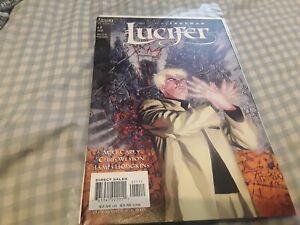 Lucifer #1 NM- 9.2