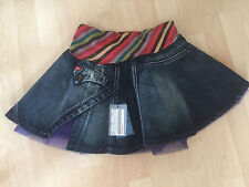Original MISS SIXTY ROCK Jupe Mini-jupe tulle skirt Taille Size S