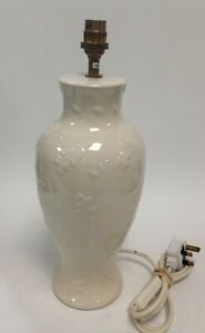 Laura Ashley Table Lamp In Off White Untested #127