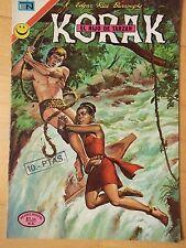 Korak el Hijo de Tarzan num.6 Novaro