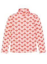Vêtements rose à manches longues pour fille de 2 à 16 ans en 100% coton, 8 - 9 ans