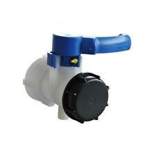 IBC Adattatore s100x8-SERBATOIO connessione piegato 2 IBC affianca 32mm suggerisce