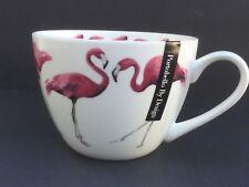 Portobello by Design Pretty In Pink Flamingo Fine Bone China Coffee Tea Mug