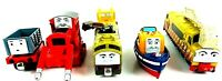 Lot of 6 Thomas & Friends Inc. Diecast Thumper Diesel Captain Troublesome Truck