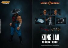Storm Toys 1/12 DCMK06 Kung Lao Mortal Kombat 6'' Action Figure Soldier Collect