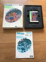 MSX ROM Cartridge ~ Konami's Boxing ~ RC 736 Boxed / Complete