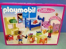 (O5306) playmobil chambre enfants maison traditionnelle 5303 boite ref 5306 cplt
