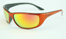 Elvex Delta Plus Impact Series Safety/Sun Glasses Sky Orange Mirror Lens RSG201