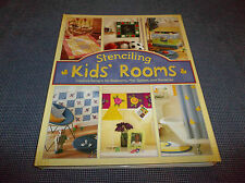 Stenciling Kids's Rooms Designs for Bedrooms, Play Spaces & Nurseries 20 project
