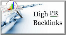 40 Backlinks Pr9 Dofollow Permanent Manual Backlinks Best For Seo