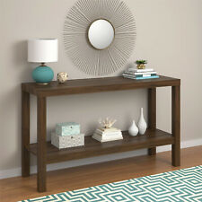 Wooden Console Table Sofa Kitchen Entryway Office Storage Furniture Multicolor