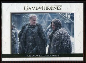 2016 Game of Thrones Season Five Relationships Gold 28 Jon Snow Thorne 25/225