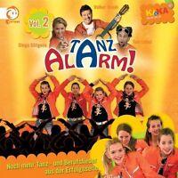 KIKA TANZALARM VOL.2 SAMPLER CD VOLKER ROSIN NEU!!!